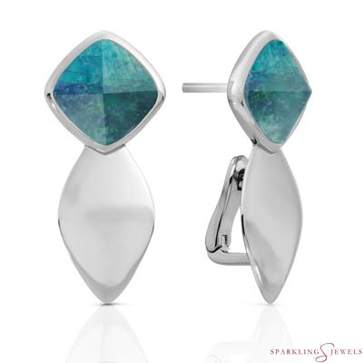 EAS05-G18 Sparkling Jewels oorbellen