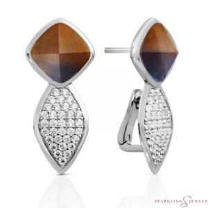 EAS06-G09 Sparkling Jewels oorbellen