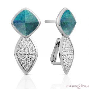 EAS06-G18 Sparkling Jewels oorbellen