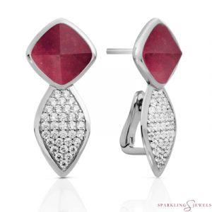 EAS06-G39 Sparkling Jewels oorbellen