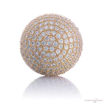 PAVE03 Sparkling Jewels Polaris Goud