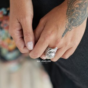 S14 Silk ring