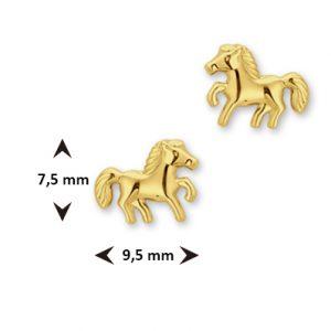 040-14846K Oorstekers Paard