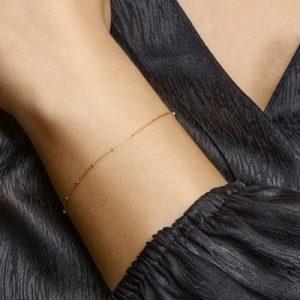 040-22516K Armband Bolletjes