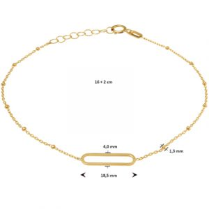 040-22526K Armband