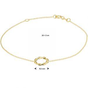 040-22577K Armband Rondje