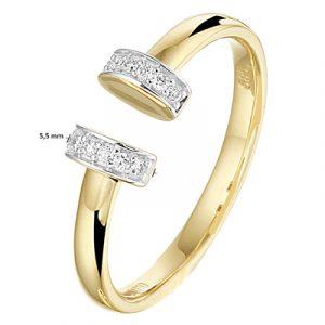 040-22757K Ring Diamant