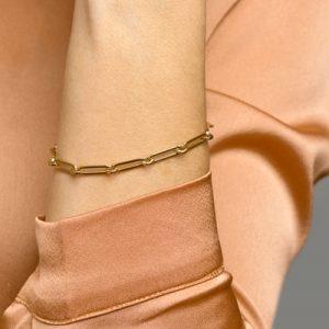 040-22786K Armband Paperclip