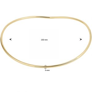 040-22789K Collier Spang