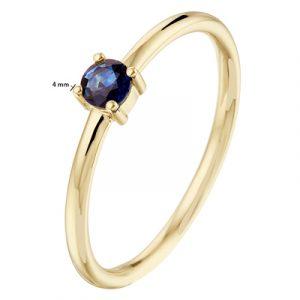 040-22793K Ring Saffier