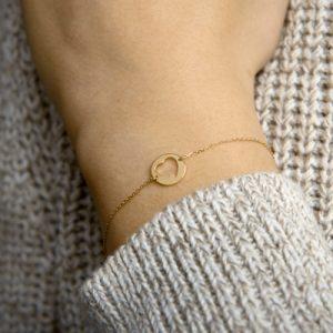 040-22814K Armband Hart