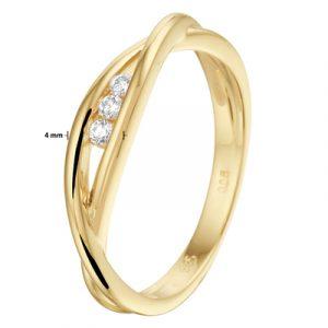 040-2846K Ring Diamant