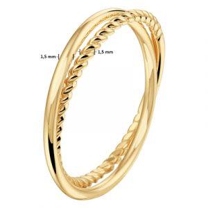 040-23047K 2-in-1 Ring