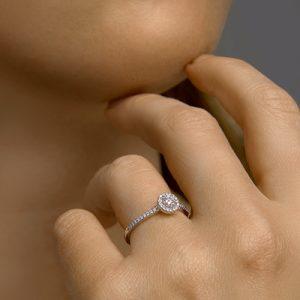 041-05417K Ring Diamant