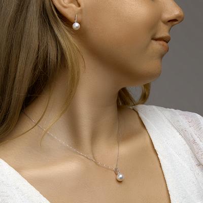 041-05447K Hanger Parel en Diamant