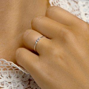 041-05570K Ring Diamant
