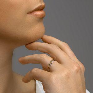 042-08596K Ring Diamant