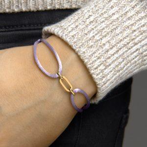 047-00102K Armband Rechthoek
