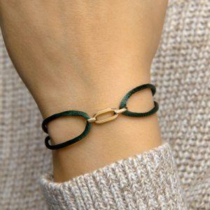 047-00106K Armband Rechthoek