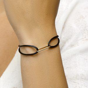 047-00127K Armband Rechthoek