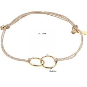 047-00130K Armband Rondjes