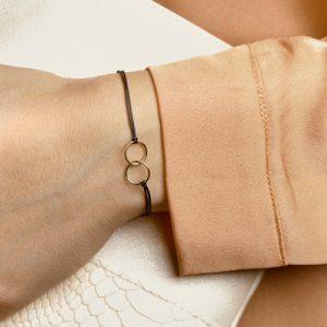 047-00142K Armband Rondjes