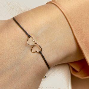 047-00152K Armband Hartjes