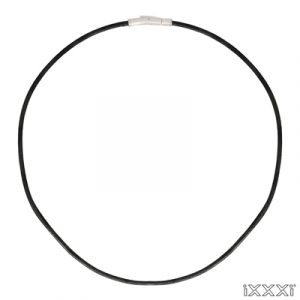 Leather iXXXi collier