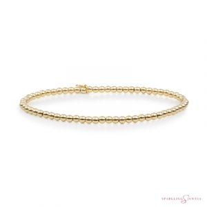 SB-G-3MM-ADD Sparkling Jewels Armband