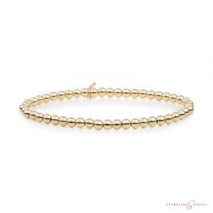 SB-G-4MM-ADD Sparkling Jewels Armband