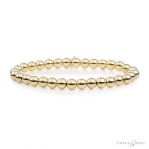 SB-G-6MM-ADD Sparkling Jewels Armband