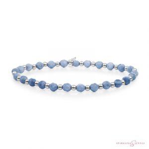 SB-GEM37-3MM-MIX Sparkling Jewels Armband