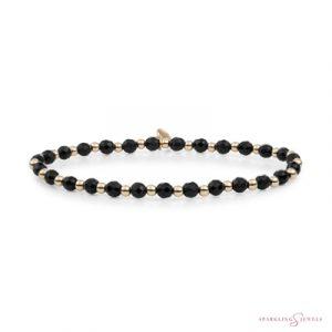 SBG-GEM07-3MM-MIX Sparkling Jewels Armband
