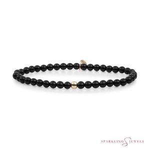 SBG-GEM07-ADD-4MM Sparkling Jewels Armband
