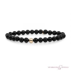 SBG-GEM07-ADD-6MM Sparkling Jewels Armband