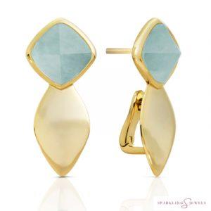 EAG05-G12 Sparkling Jewels Oorbellen