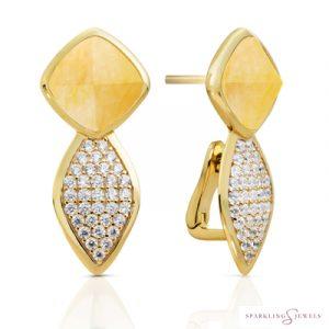 EAG06-G30 Sparkling Jewels Oorbellen