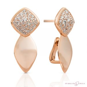 EAR05-CZ Sparkling Jewels Oorbellen