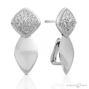 EAS05-CZ Sparkling Jewels oorbellen