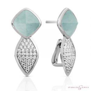 EAS06-G12 Sparkling Jewels oorbellen