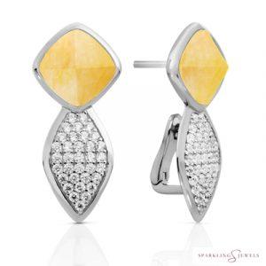EAS06-G30 Sparkling Jewels oorbellen