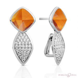 EAS06-G38 Sparkling Jewels oorbellen
