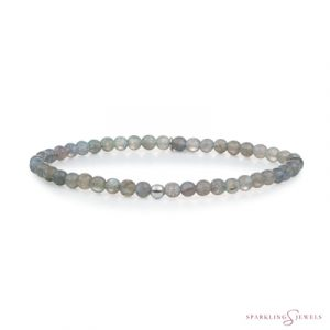 SB-GEM18-ADD-4MM Sparkling Jewels Armband