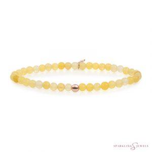 SBRG-GEM30-ADD-4MM Sparkling Jewels Armband
