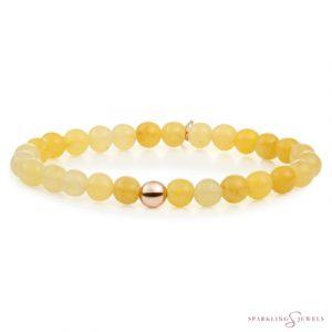 SBRG-GEM30-ADD-6MM Sparkling Jewels Armband