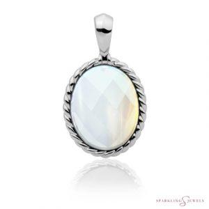 SP21-G14 Sparkling Jewels Pendant Opaliet