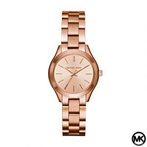 MK3513 Michael Kors Slim Runway horloge