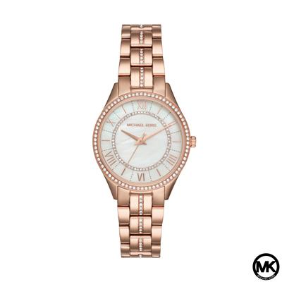 MK3716 Michael Kors Lauryn horloge
