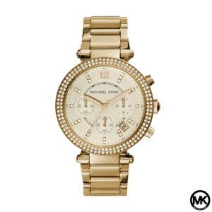 MK5354 Michael Kors Parker horloge