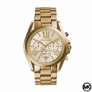 MK5605 Michael Kors Bradshaw horloge